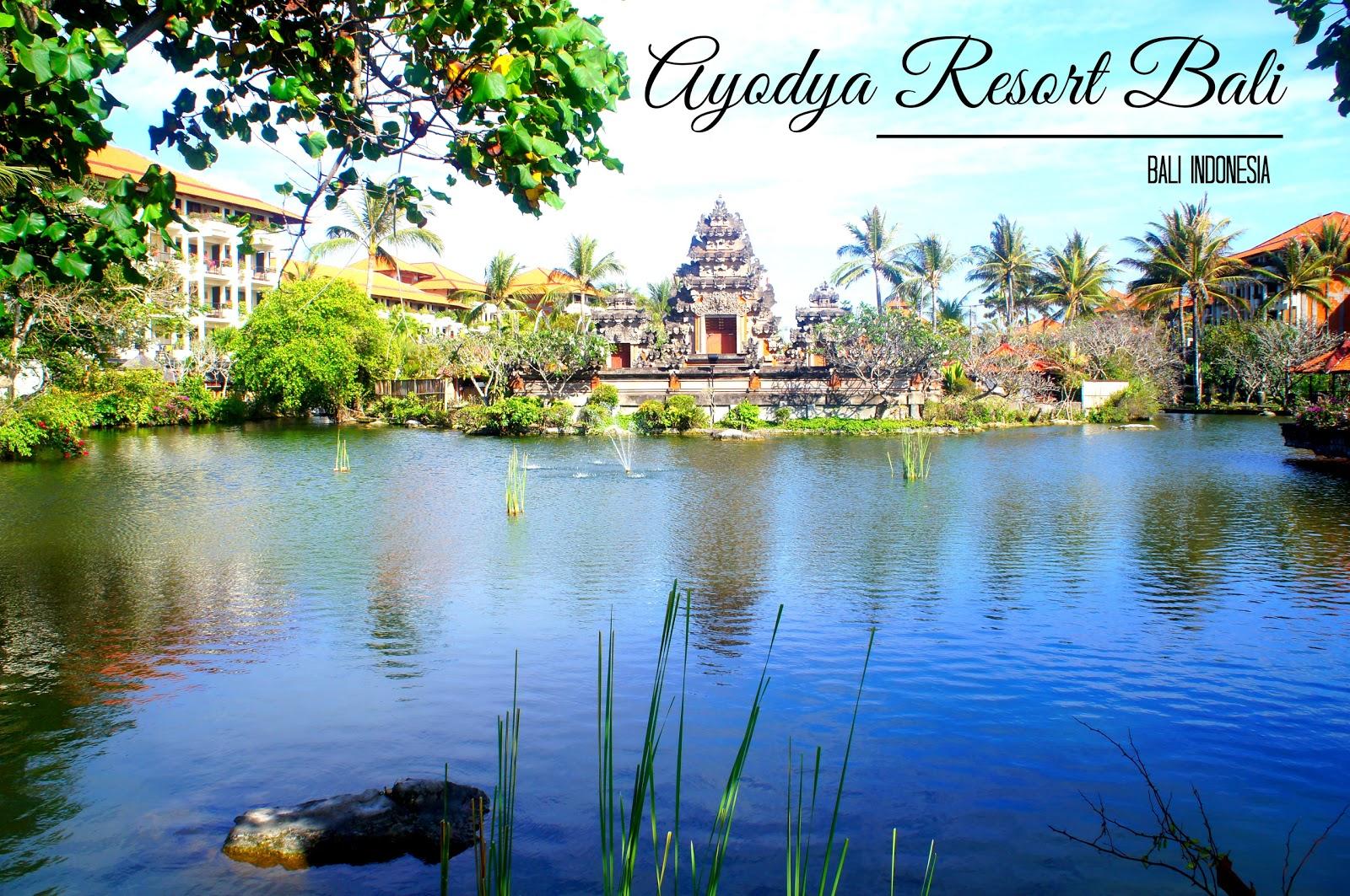 A glad diary ayodya resort bali indonesia for Indonesia resorts bali