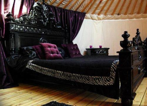 Decoracion Gotica Habitacion ~ Oscura Perfecci?n ?C?mo decorar una habitaci?n g?tica?