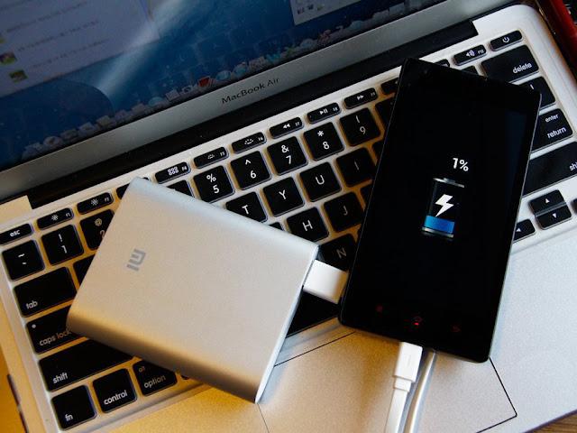 Los mejores precios de baterías externas portatiles para Smartphone