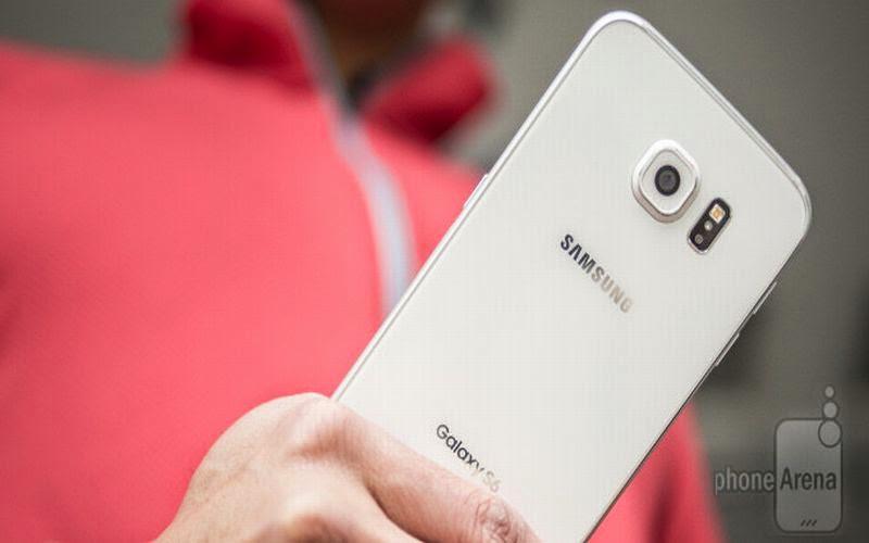 Baterai Galaxy S6 Masih Kalah Dibanding S5