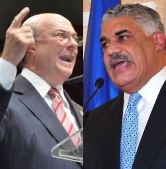 Hipólito y Miguel valoran el discurso del presidente Medina