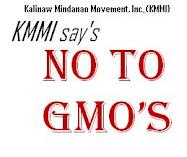 KMMI says no to GMO's