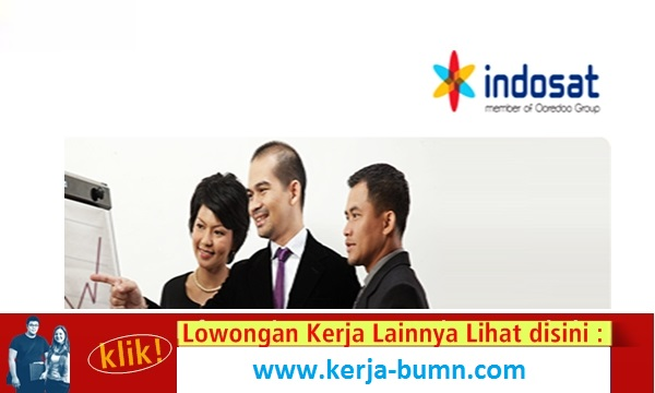 Info Lowongan Kerja Terbaru Indosat