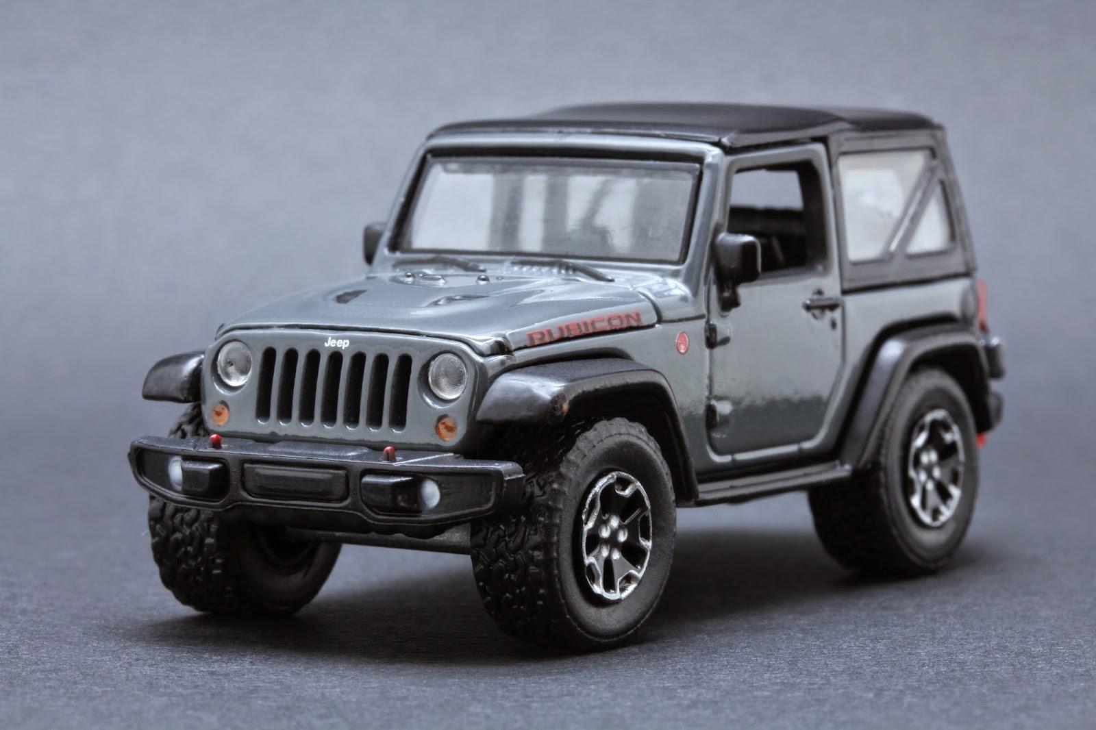 diecast hobbist 2014 jeep wrangler rubicon x. Black Bedroom Furniture Sets. Home Design Ideas