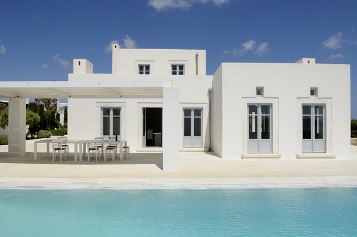 This beautiful small house is located in one of the Aegean Islands. It ...