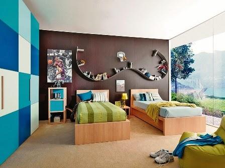 La habitaci n varonil aprende a decorar for Bmx bedroom ideas