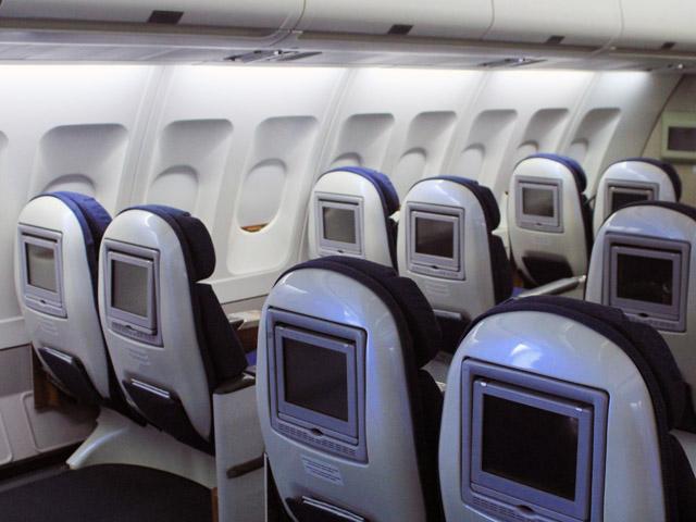 Avião para San Diego