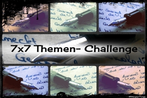 7x7 Themen- Challenge