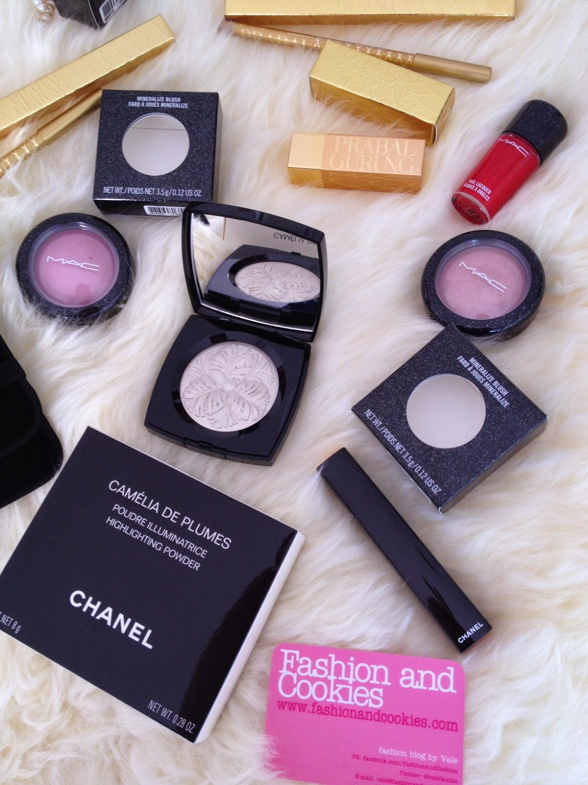 Makeup Holiday 2014 collection, Chanel Plumes precieuses makeup, MAC limited Edition makeup, Fashion and Cookies, fashion blogger