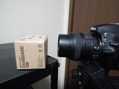 Nikon Micro 40mm レンズのみ 撮影風景