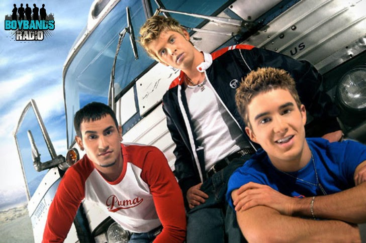American boyband B3 were very famous in Germany in the early 2000s. Listen to them on Boybands Radio.