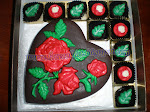 Coklat Box Love Rose