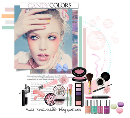 pastel makeup, soft colors, pastel hair, makeup look, pastel colors, baby pink, cotton candy pink