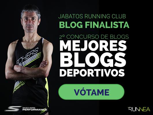 Danos tu voto en el II Concurso de blogs #Soyrunneryblogger
