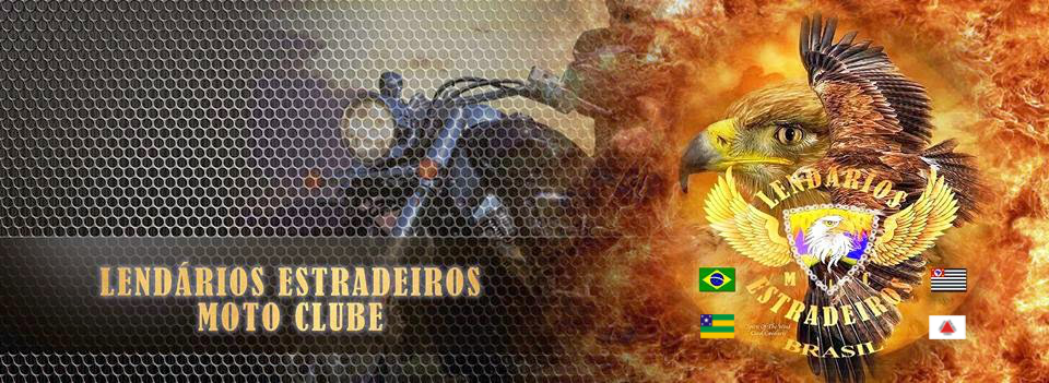 LENDÁRIOS ESTRADEIROS MOTO CLUBE