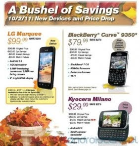 BlackBerry Curve 9350 Sprint