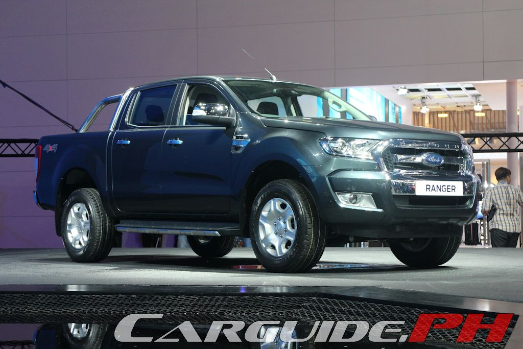 updated new ford ranger is an uncompromising mix of tech and capability w video - Ford Ranger 2015
