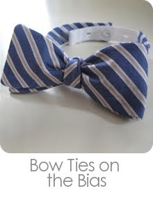 Bow Ties on the Bias