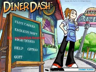 game diner dash, dash diner, diner and dash, download diner dash