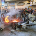 Número de mortos em ataques na Faixa de Gaza sobe para 56