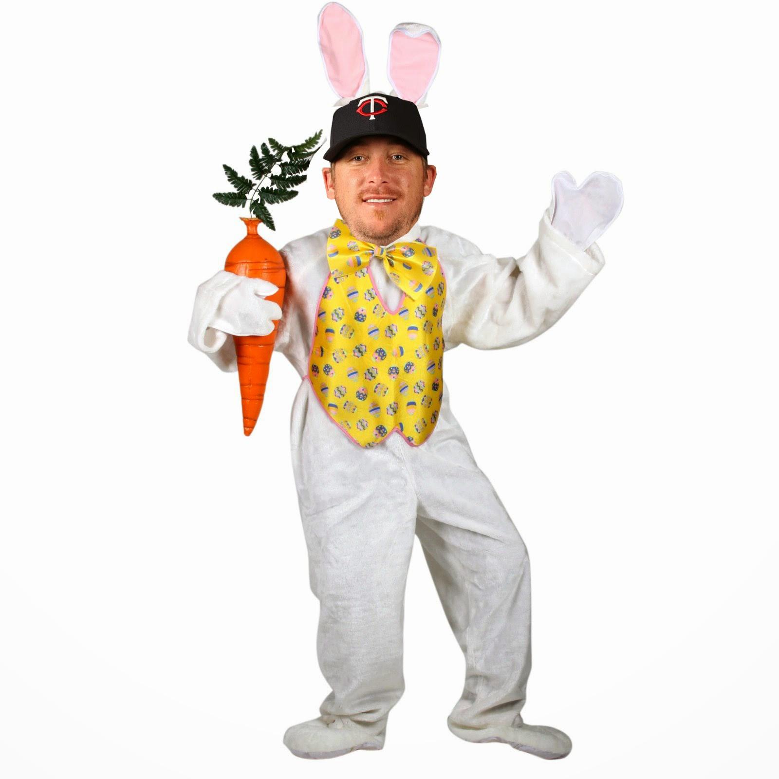 Костюм кролика своими руками 25