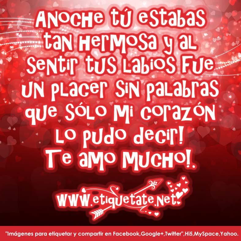 para Facebook Bonitas, Mensajes y Frases Bonitas de Amor, Reflexiones