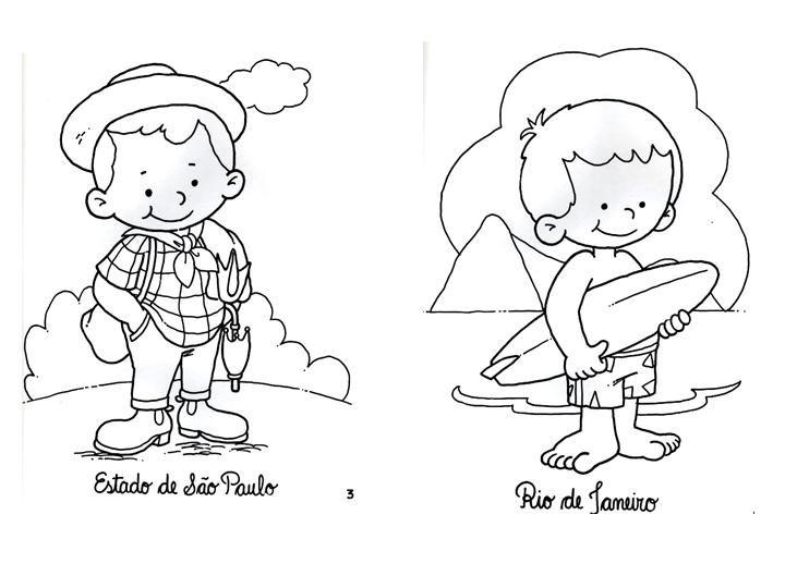 Trajes tipicos dibujados - Imagui