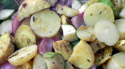 Legumes Assados...