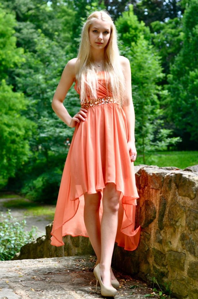 Graduation dinner dress