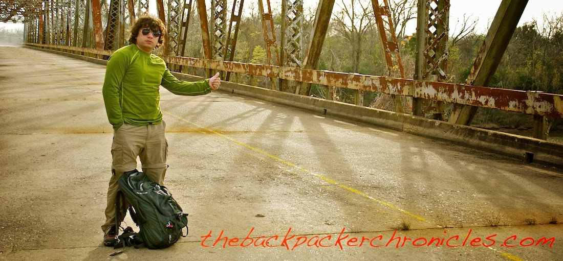 the backpacker's chronicles
