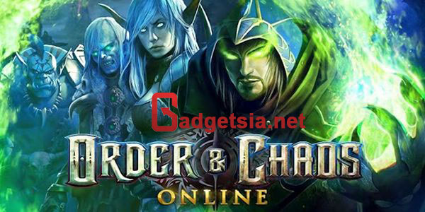 Game Mirip Dota Di Android - Order & Chaos Online