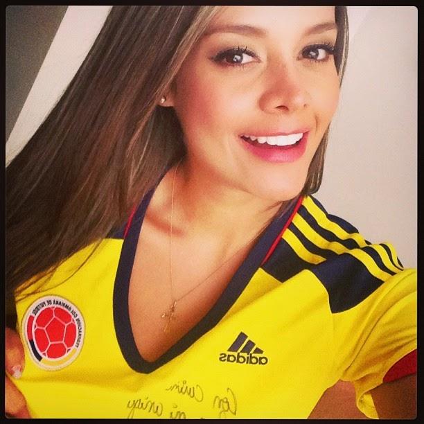 Football Club Babes Alejandra Buitrago Gallery Footy