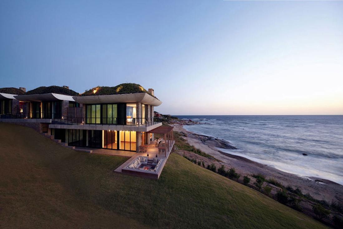 Arquitectura interiores paisajismo casas de playa - Casa de playa ...