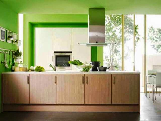 Merveilleux How To Choose The Right Kitchen Wall Painting Color