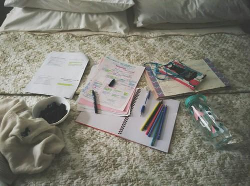 Organizando el papeleo en casa