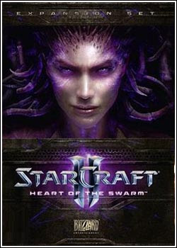 Starcraft II: Heart of the Swarm – FLT – PC