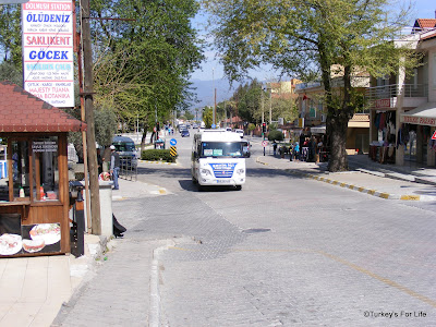 Fethiye dolmu station