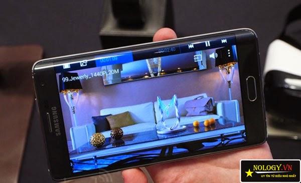 Đánh giá Samsung Galaxy Note  Edge
