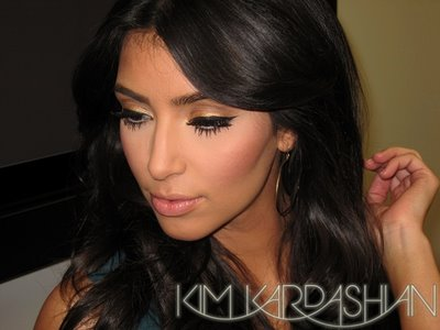 Makeup Tips  Tricks on Steal Kim Kardashian S Make Up Look  The Best Make Up Picks