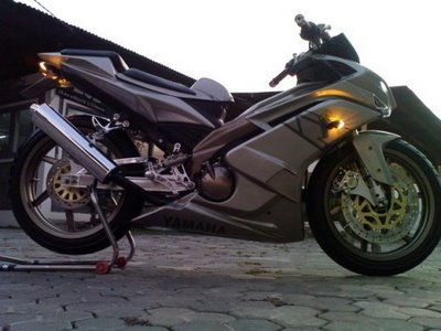 Modifikasi Motor on Dengan Melihat Kumpulan Modifikasi Motor Yamaha Jupiter Mx Ini