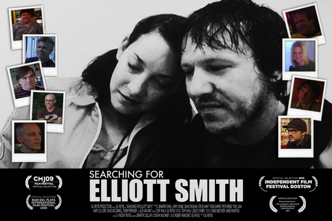 Searching For Elliott Smith - Official Blog