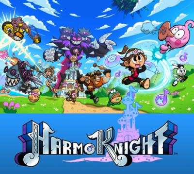 HarmoKnight Preview