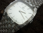 GIRARD PERREGAUX UNISEX 0.925 SILVER CASE N BRACELET