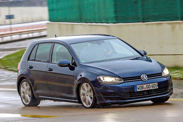 VW Golf 1.2 TSI + eixo de torção