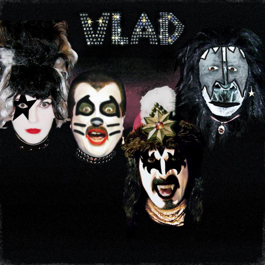 Neato Coolville: CASTLE VLAD: VLAD SINGS DEATH (KISS PARODY SONG)