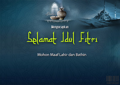 Kata Kata sms ucapan idul fitri 2012 1433H