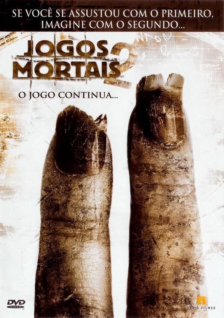 Jogos Mortais 2 – Dublado (2005)