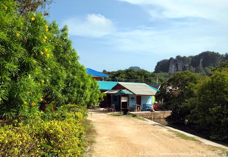 Ko Phi Phi village - Thailand