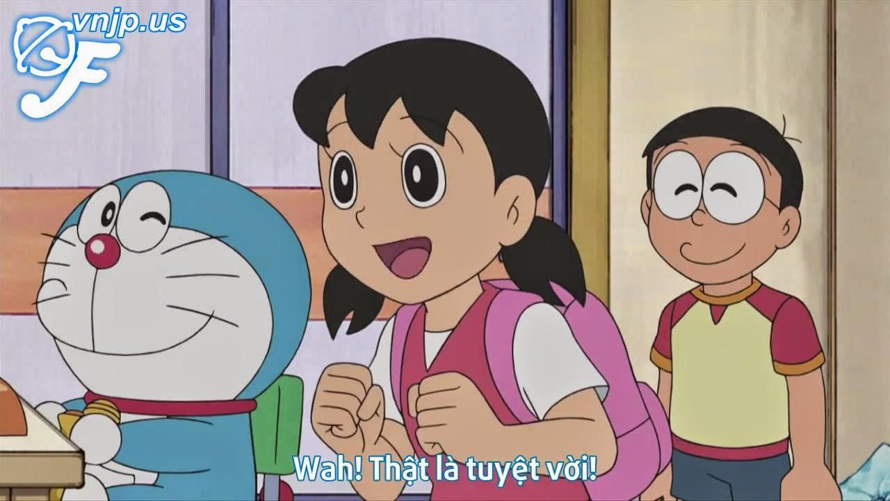 Wajah Shizuka Dari Kartun Doraemon Dalam Dunia Sebenar 3 Gambar