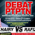 debat ptptn : khairy jamaluddin vs rafizi ramli (video)